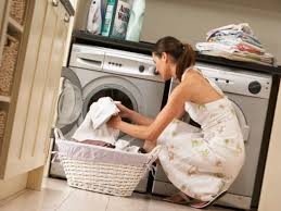 Il magico mondo della lavatrice: Come lavare i capi bianchi