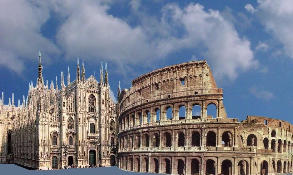 E' più cara Roma o Milano?