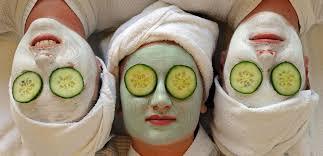 Viva il pigiama party: 5 Maschere ecologiche per il viso