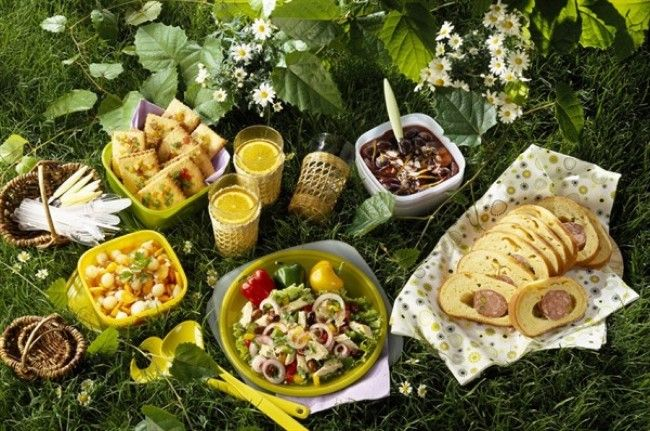 Come organizzare il picnic di Pasquetta senza stress