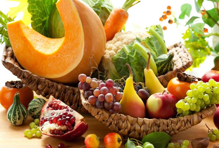 Paura di prendere chili in autunno? Provate la speciale dieta a base di prodotti stagionali