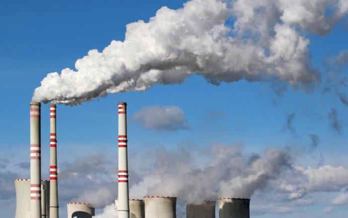 effetto serra industrie