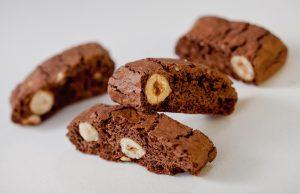 Ricette facili: Cantucci al cacao