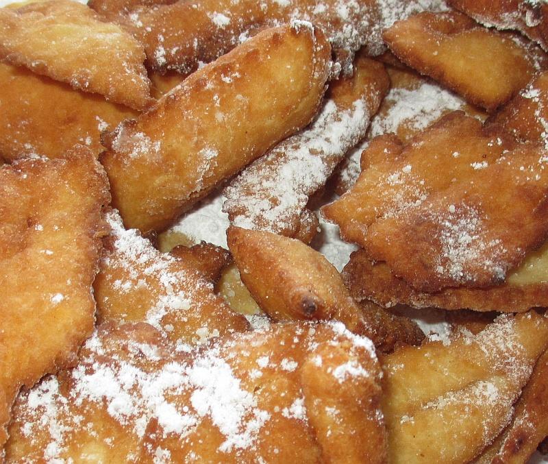 Ricette facili: Frappe fritte