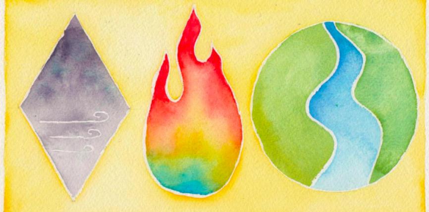 Come distinguere tra una personalità vata, pitta o kapha